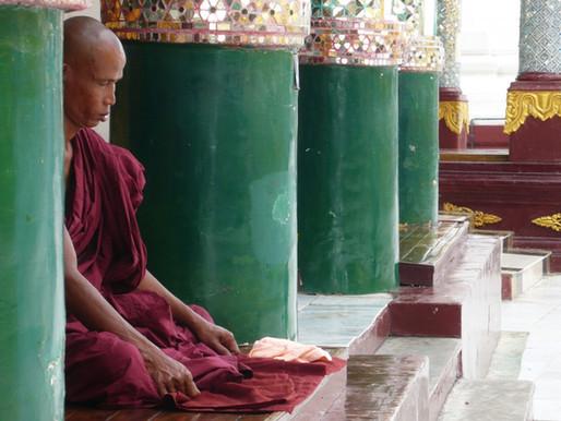 Yangon en Birmanie