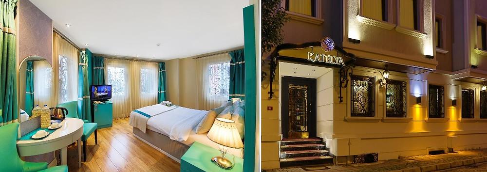 où dormir 4 nuits à Istanbul