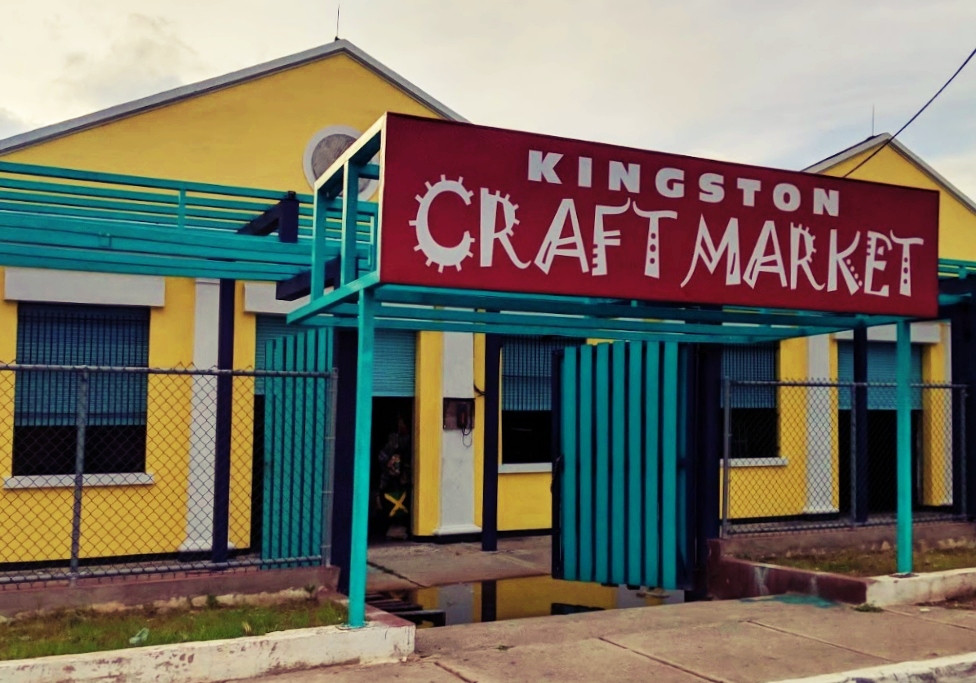 Kingston marché artisanal