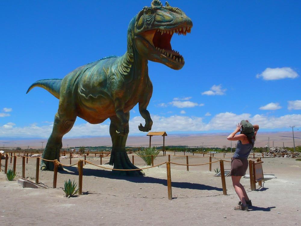 dinosaures de Pica