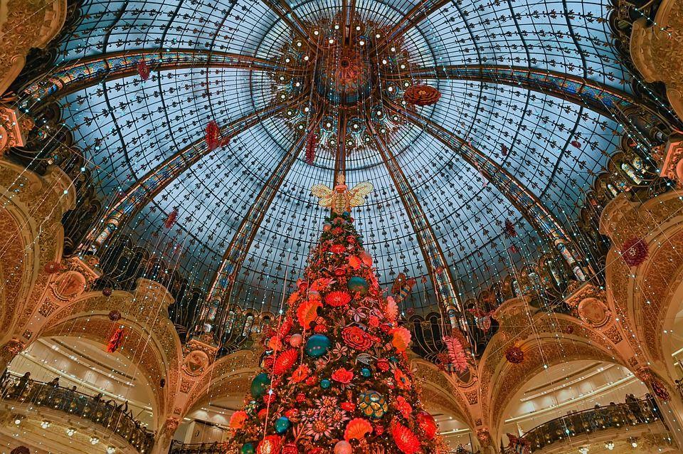 Passer Noël à Paris