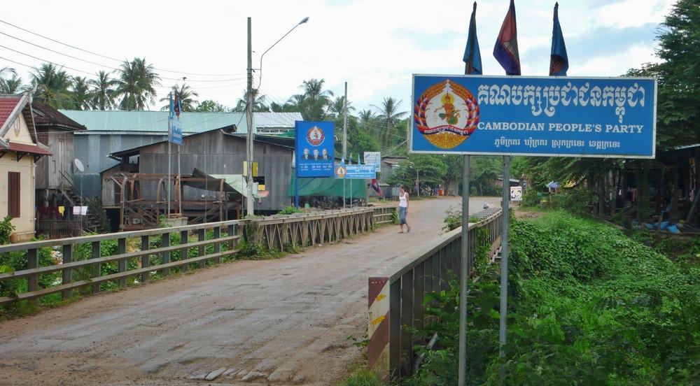 ville de kratie cambodge