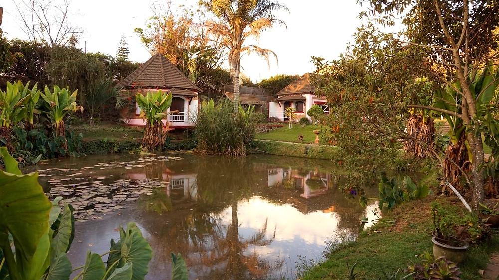 hôtel Green park Anstirabé Madagascar