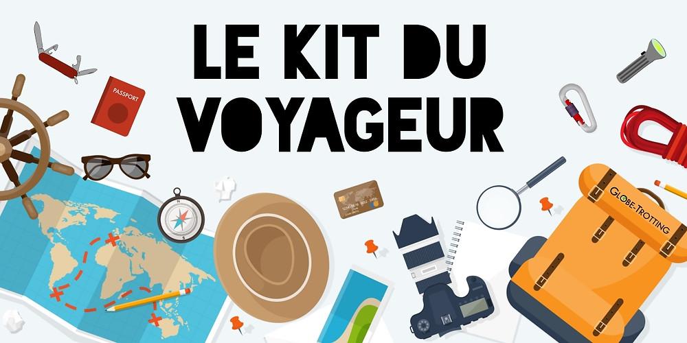 kit du voyageur