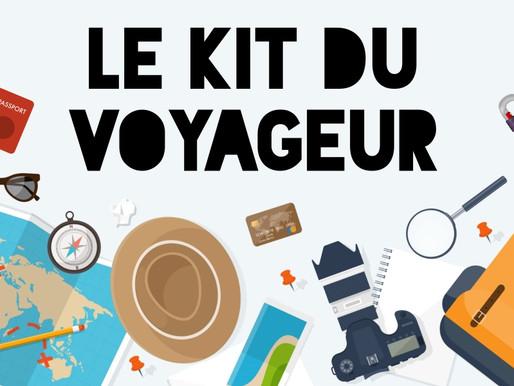 Le Kit du Voyageur