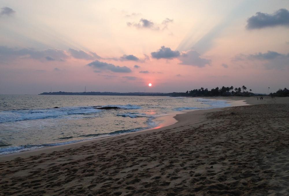 plages Tangalle Sri Lanka
