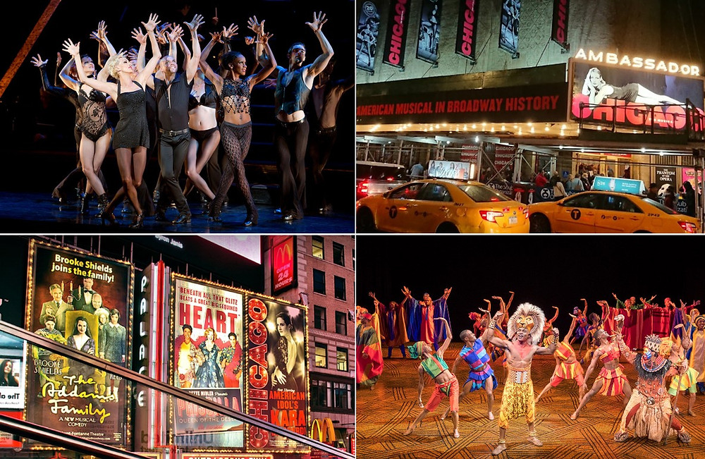 Insolite NYC Broadway