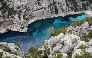 Calanques de Marseille et de Cassis site touristique de France