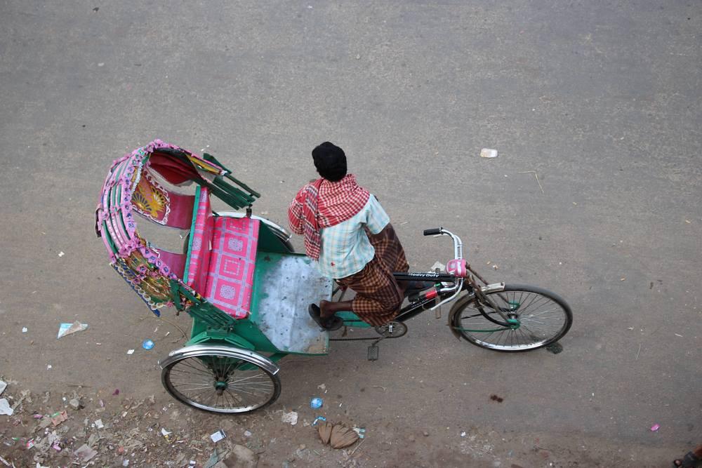 Rickshaw Srimangal Bangladesh