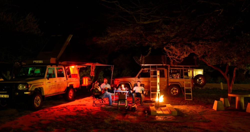 Etosha sud africains