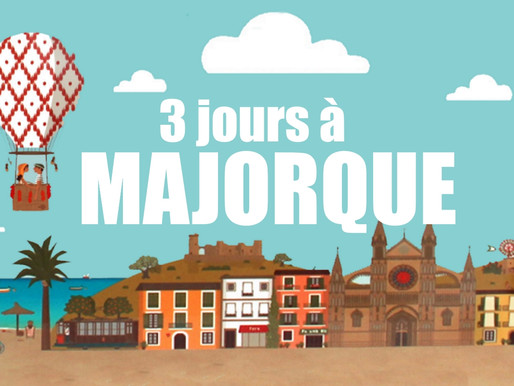 Que faire en 3 jours à Majorque ?