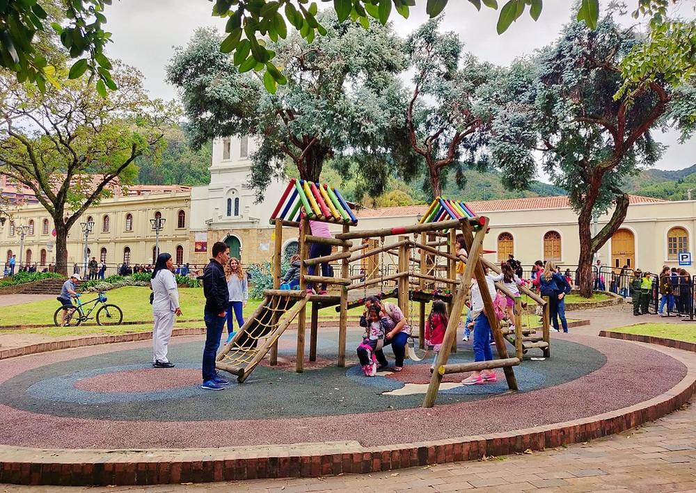 Parc Usaquén Bogota