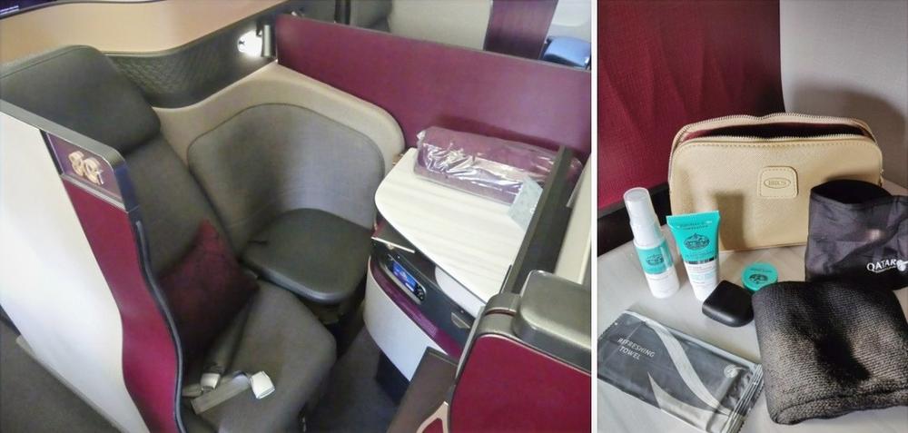 avis vol qatar airways covid