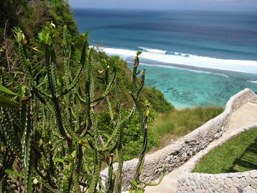 La péninsule de Bukit et Uluwatu à Bali