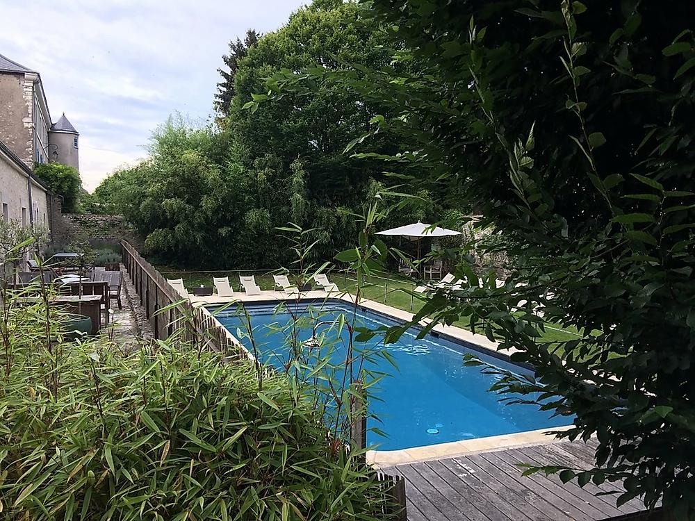 meilleur hotel piscine beaugency