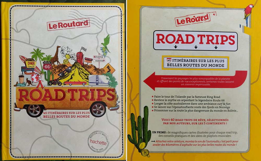 Livre Road Trips Routard
