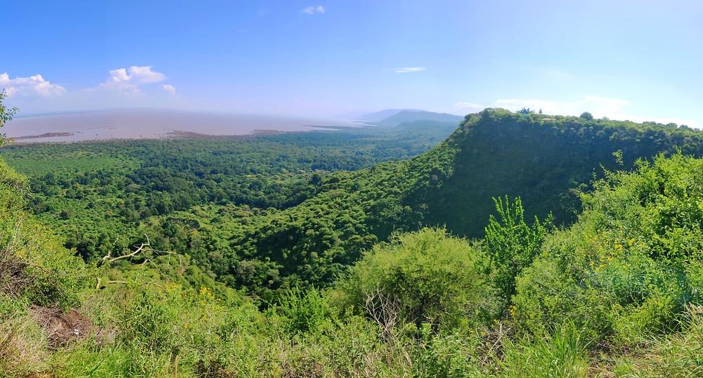 Route Tanzanie Karatu