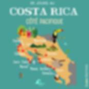 Itinéraire Voyage Costa Rica