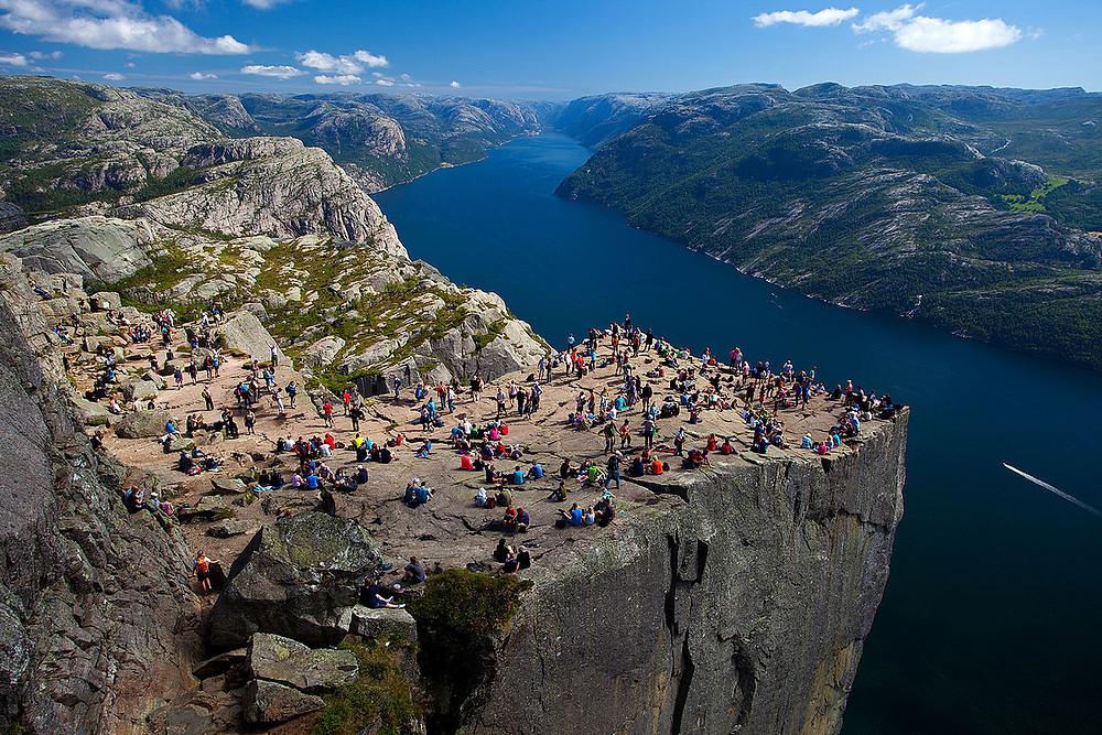 plus beau paysage de norvège