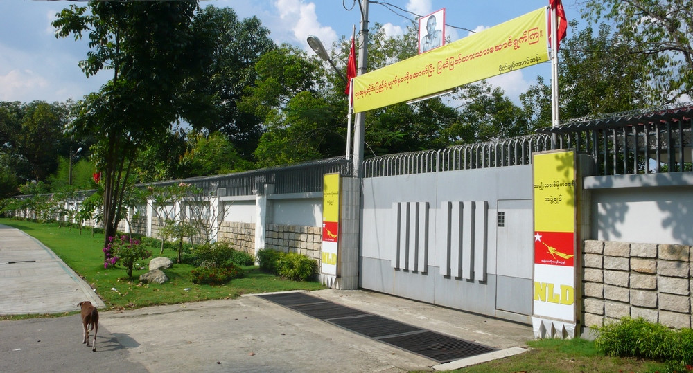 Maison Aung San Suu Kyi Yangon