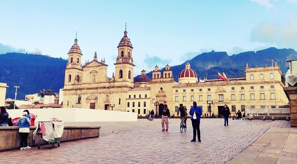 PlazaBolívar Bogota
