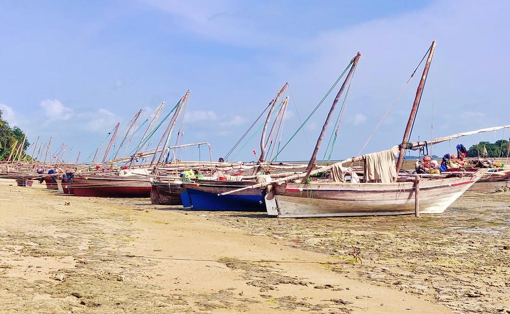 bateaux fumba zanzibar