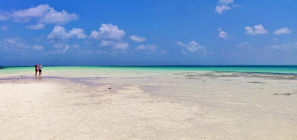 plage de Jambiani