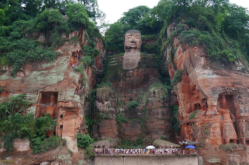 visiter Leshan Bouddha