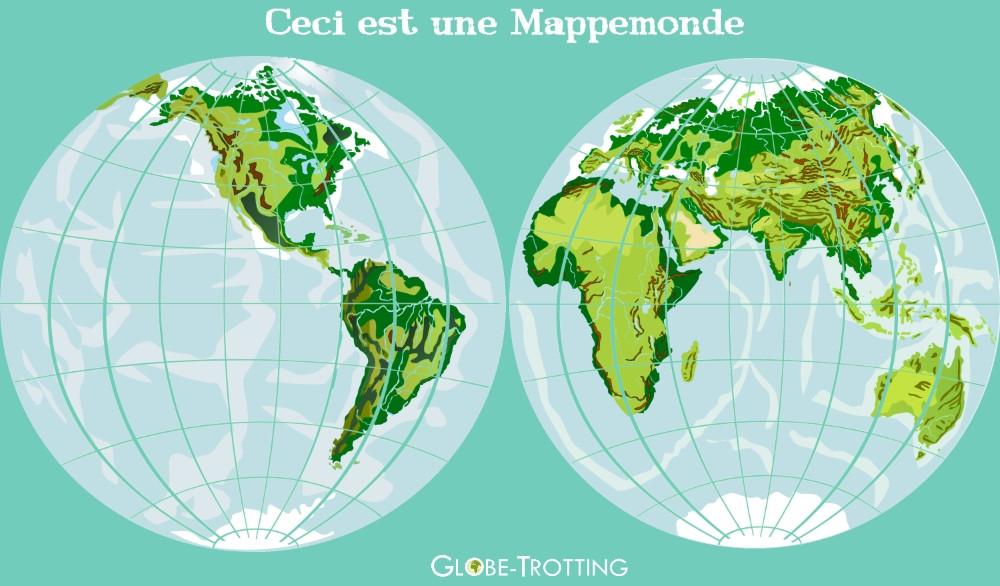 définition mappemonde