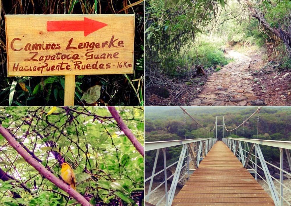 Camino Lengerke Zapatoca Guane