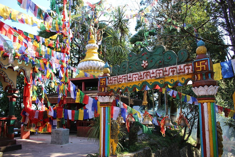 Mahakal Temple Darjeeling, Inde