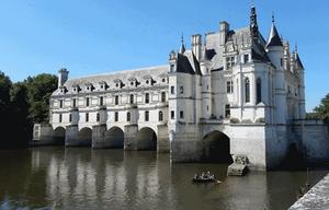 Château de Chenonceau Monument historique France