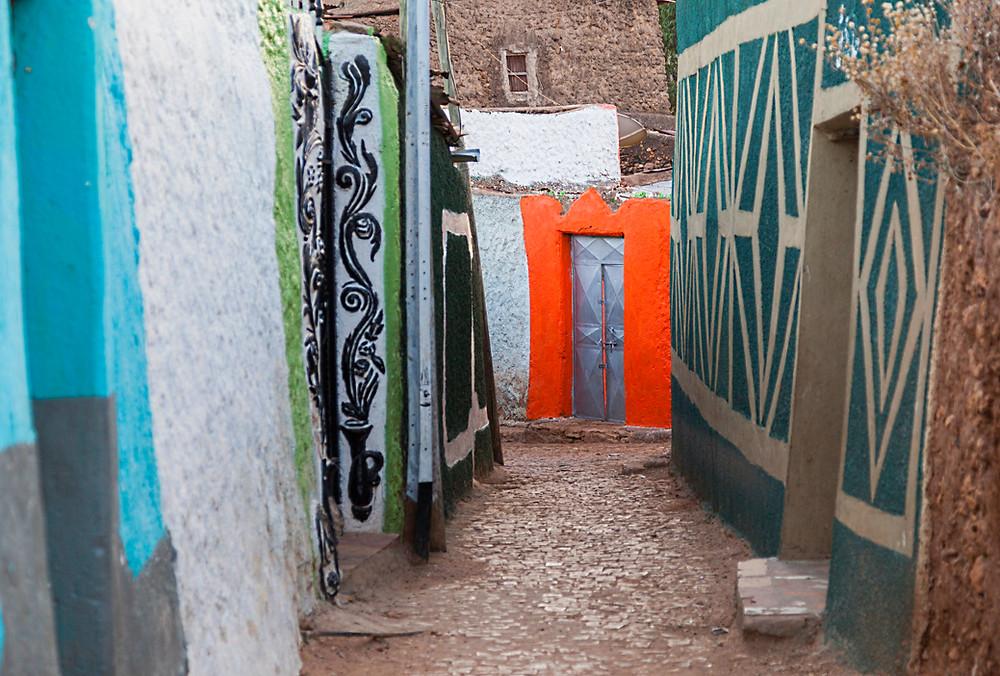 ruelles Harar Jugol Ethiopie