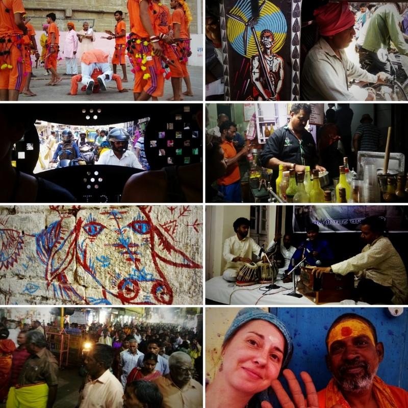 Voyager seule en Inde Varanasi