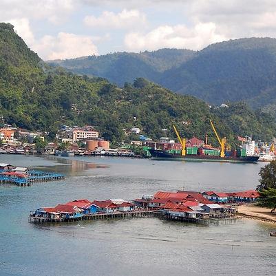 Jayapura Papouasie itinéraire voyage