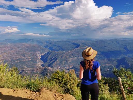 Zapatoca en Colombie