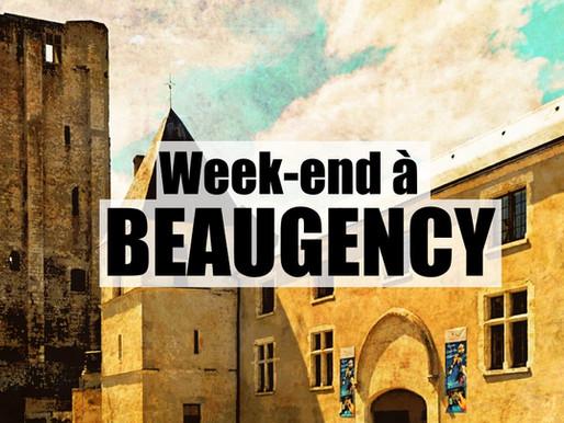 Visiter Beaugency dans le Loiret, France