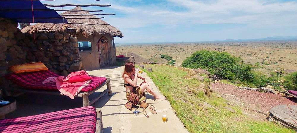 lodge maasai