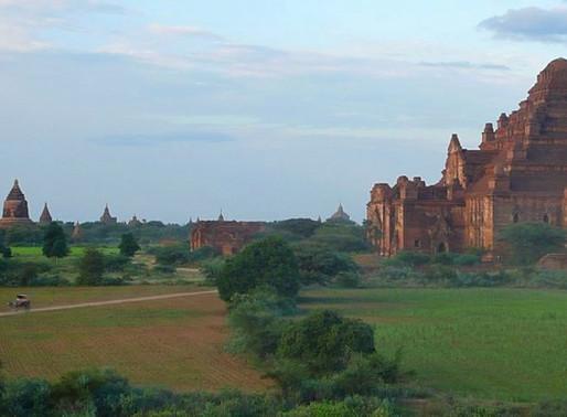 Bagan, la vallée aux 2000 temples au Myanmar