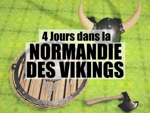 La Normandie des Vikings : circuit médiéval