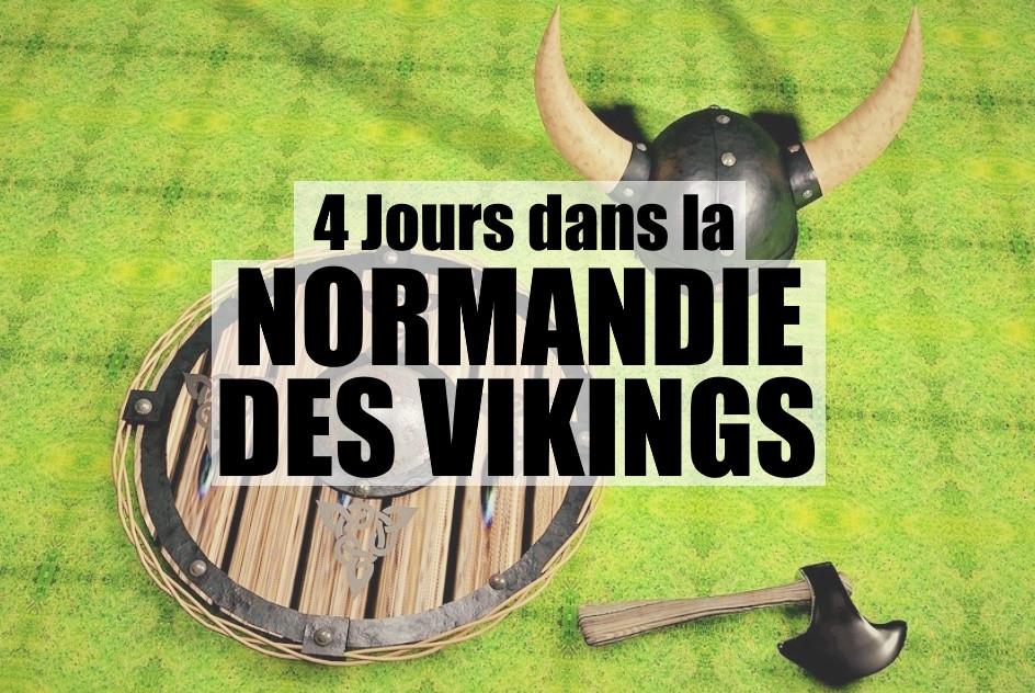 circuit normandie vikings