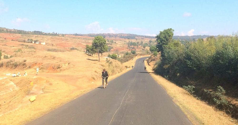 madagascar route RN7