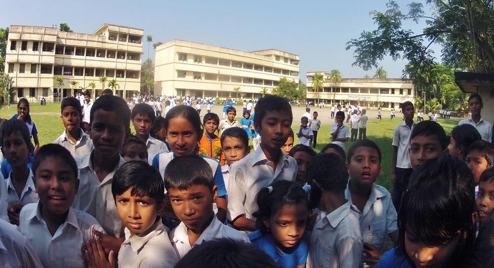 enfants Bangladesh
