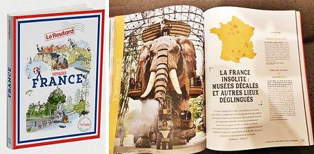 Livre Voyage France
