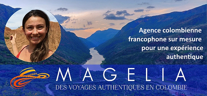 Agence voyage francophone colombie
