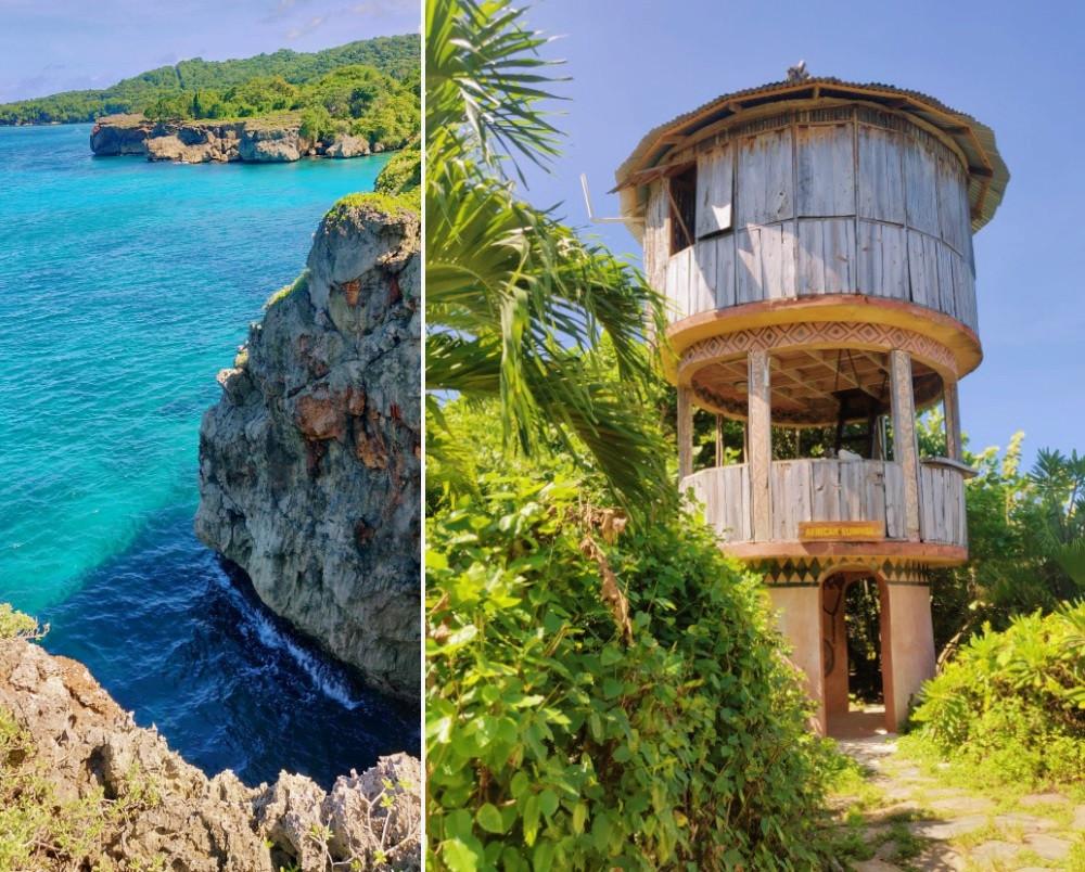 Hôtel sur pilotis Jamaïque