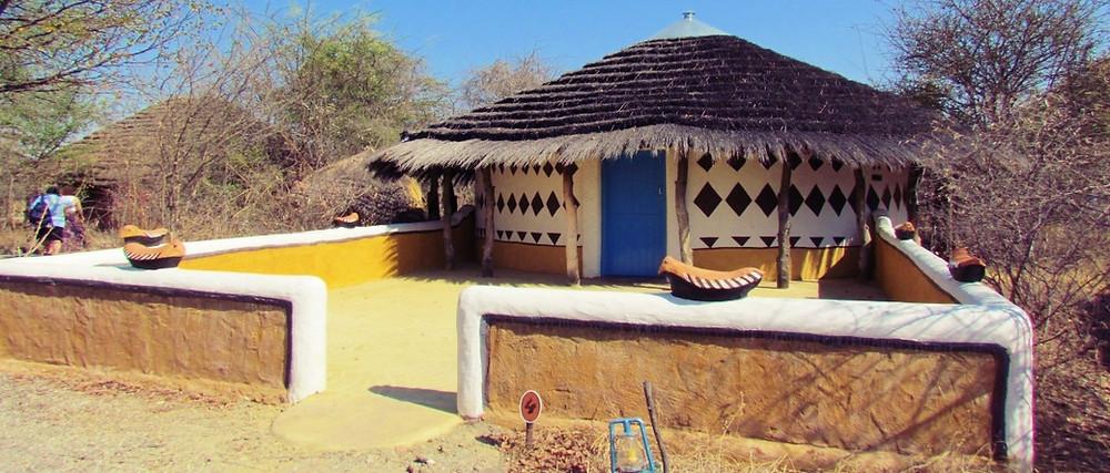 Hutte Makgadikgadi