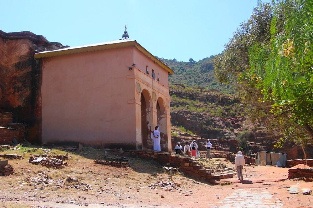 église Abreha Atsbeha Gheralta