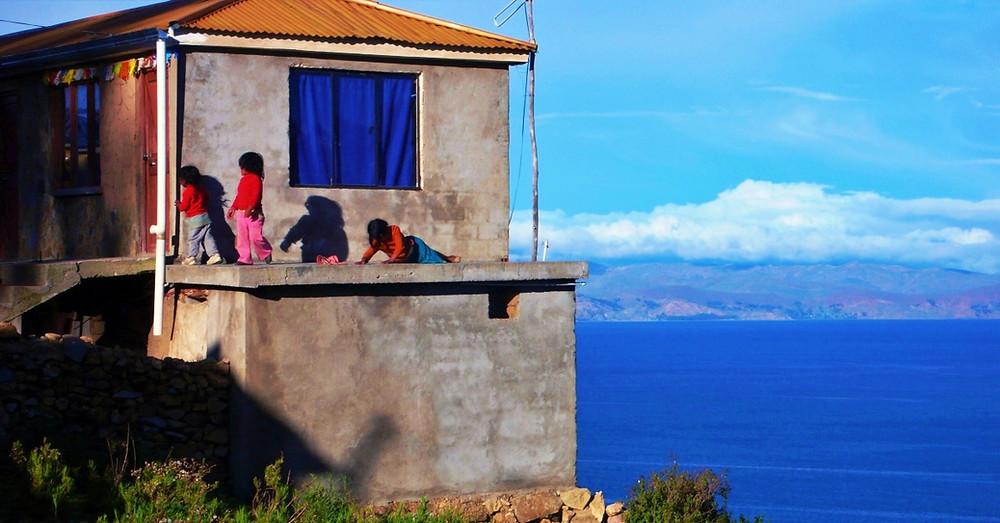île du soleil bolivie randonnée