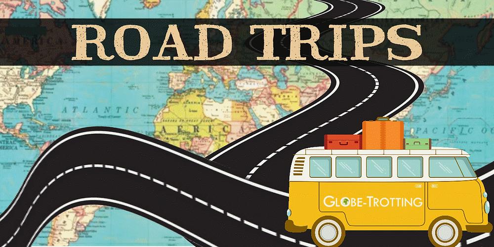 road trip à l'étranger